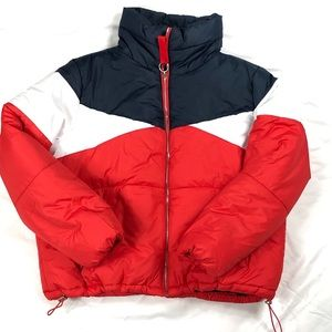 New look puff. jacket NWT